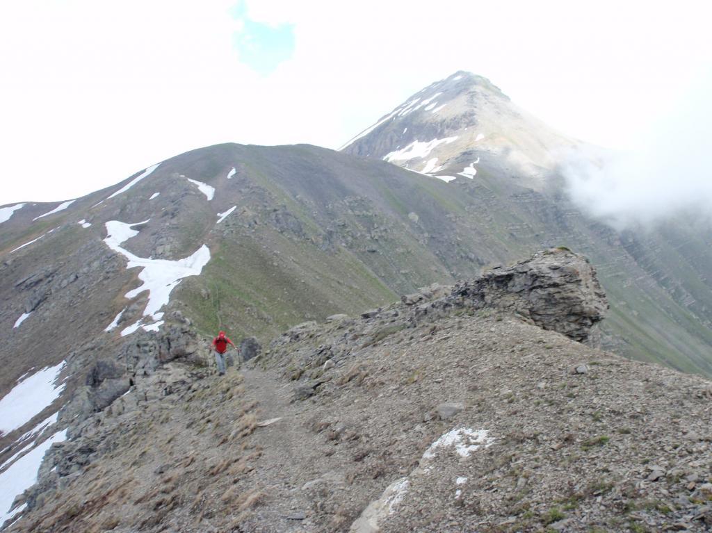 Monte Savi dal Nebius