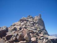 Monte Aver (cima centrale) 2736 m