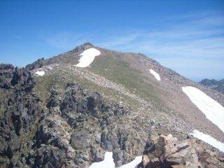 cima meridionale dell'Aver