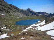 il lago di Fertà