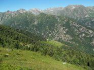 I prati dell'Alpe Sorbella