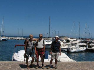 Los Tres a fine trek