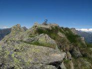 In cima al Mont Bechit