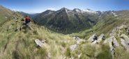 Panorama da Monte del Diavolo