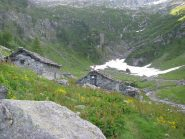 Arrivo alle Alpi Arlens Superiori