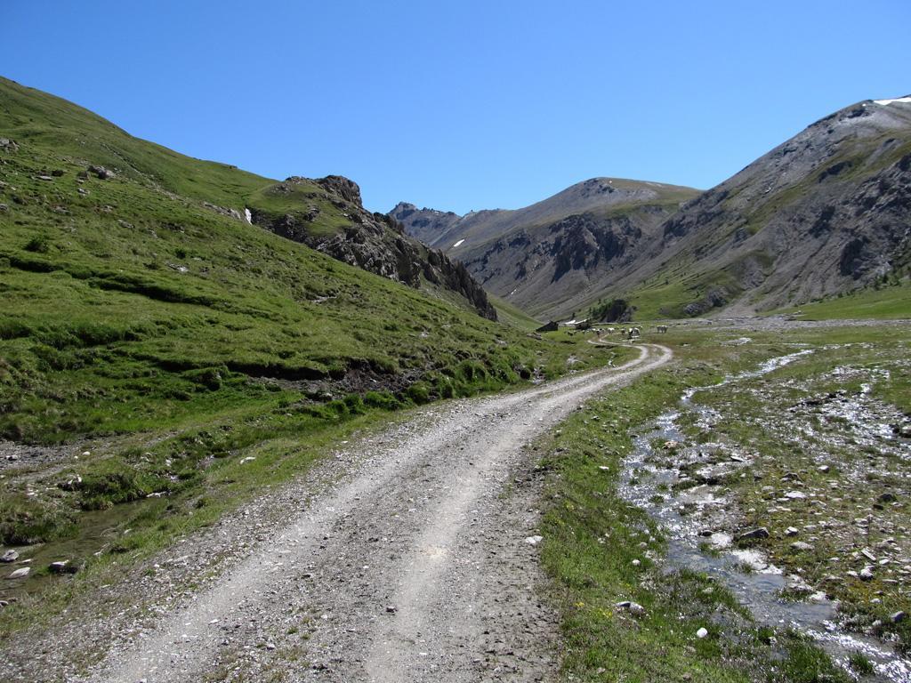 Verso le Grange Valfredda