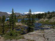 Nei pressi del Lago Bianco