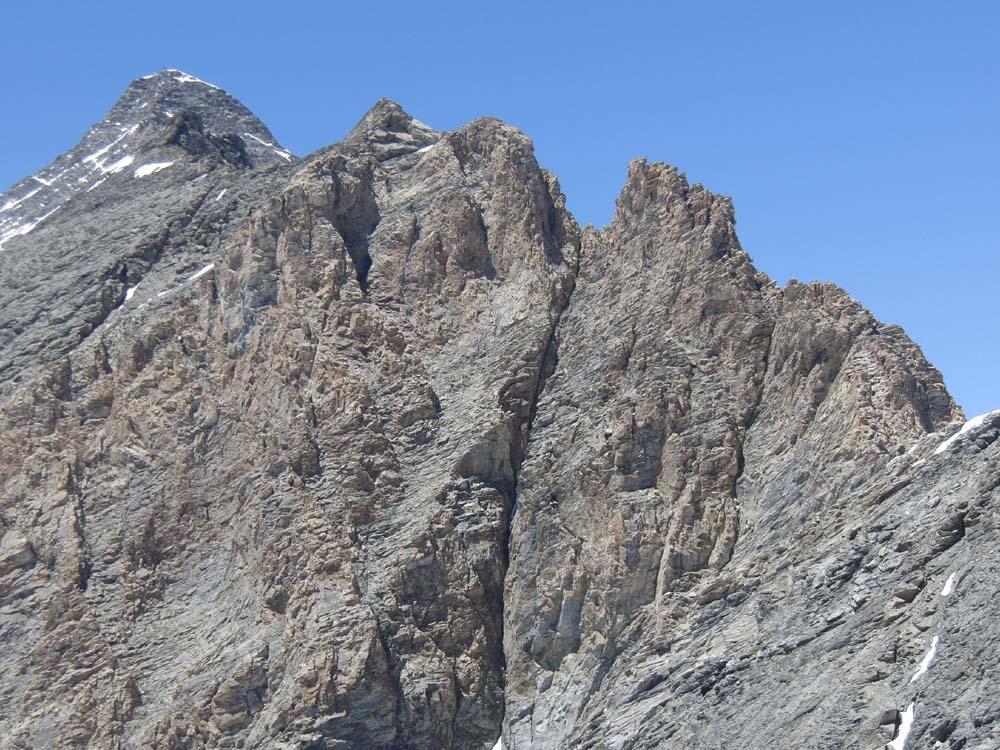 Rocciamelone e Rocce Rosse