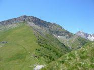 Monte Pietralunga dalla Punta della Battagliola