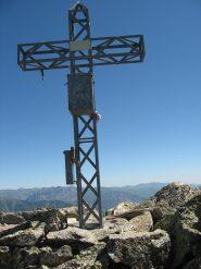 La croce sulla Guglia