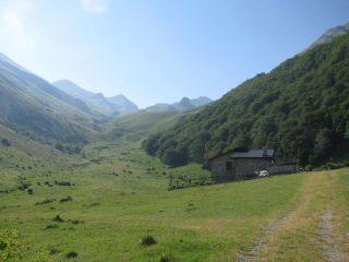 Masseria Vaccareccia nel Vallone del Chiarino