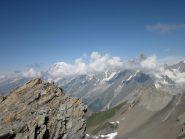 Monte Bianco e Grandes Jorasses