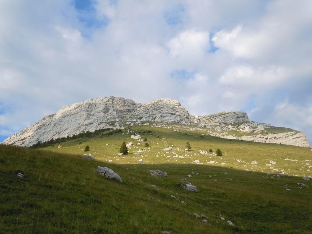 Crolles (Dent de) dal Col du Coq 2011-07-01