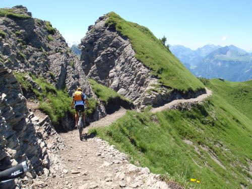 Chilingstock da Morschach 2011-07-03