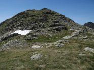 Punta Valnera dal colle Valnera