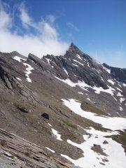 Il Bric Bucie (2998m) dalla Gran Guglia (2819m)