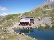 Rifugio Severino Bessone al Lago Verde 2583m