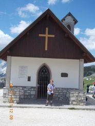 Cappella a Maria Ausiliatrice