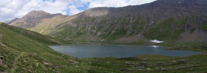 Lago del Galéon