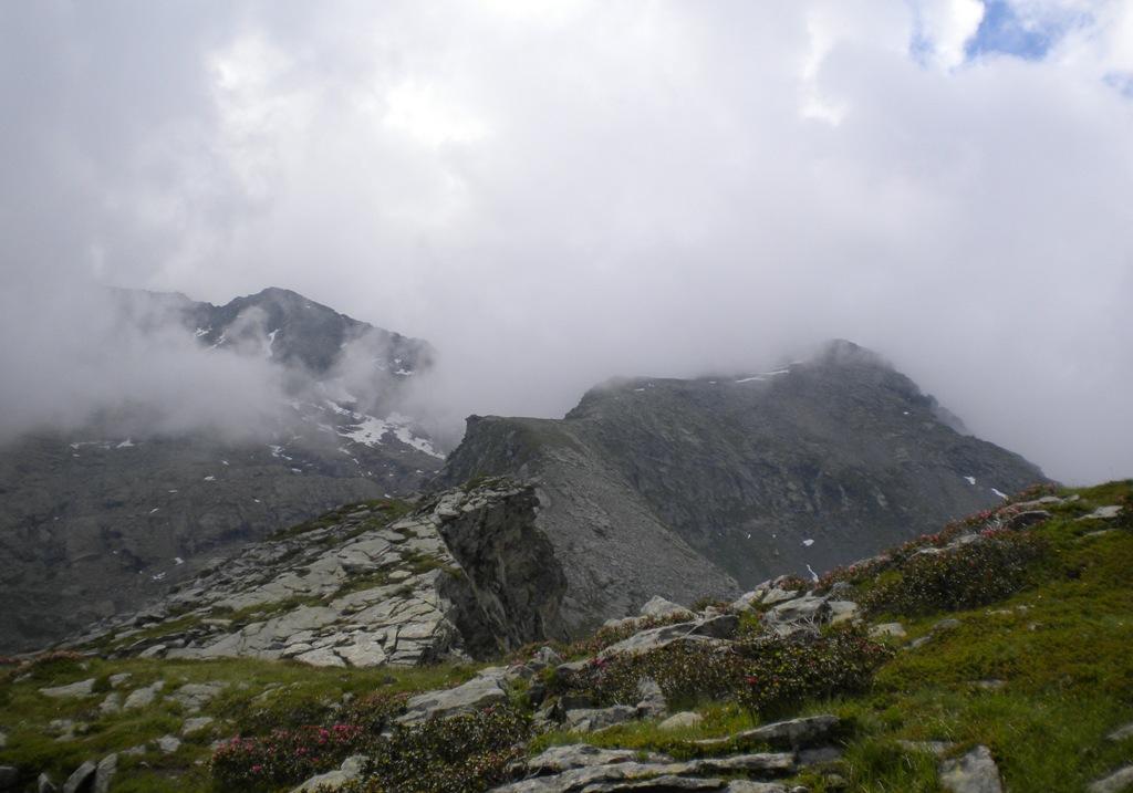 Il c. del Vallonetto dai pressi della punta