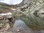 il nascosto lago di Ciabrera