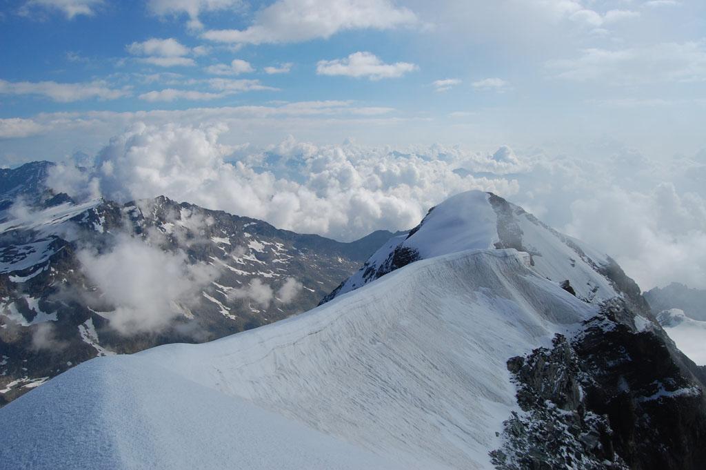 Ciamarella (Uja di) Cresta E da Forno Alpi Graie per il Vallone di Sea 2011-07-10