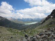 panorama sul Lago Bianco