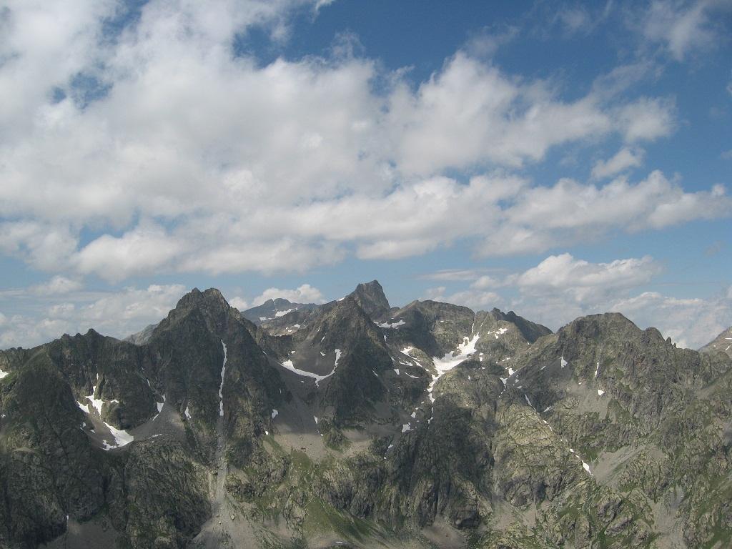 Sainte Marie (Mont) da Casterino per il Vallon de Fontanalba 2011-07-10