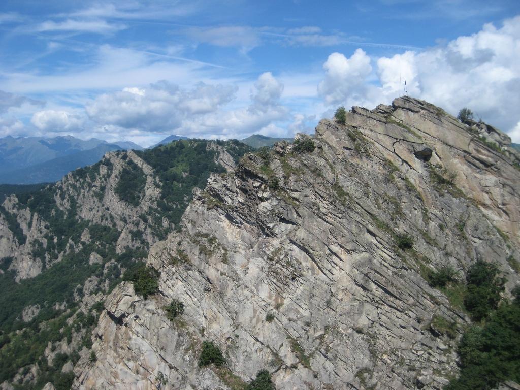 Tre Denti di Cumiana e Monte Brunello da Ciom 2011-07-14