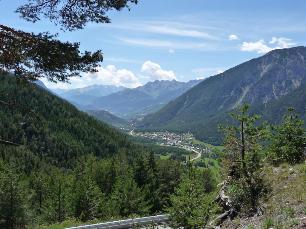 Maddalena, Vars, Izoard, Monginevro, Sestriere (Colli) da Cuneo a Pinerolo 2011-07-15