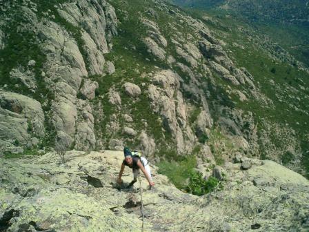 Lo Stellato (Punta) Quota 1551 Aria salata 2011-07-19