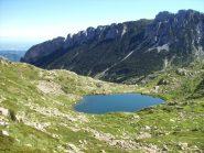 Lago inferiore del Frisson