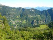 verso la val di Chammporcher - Tete du Mont