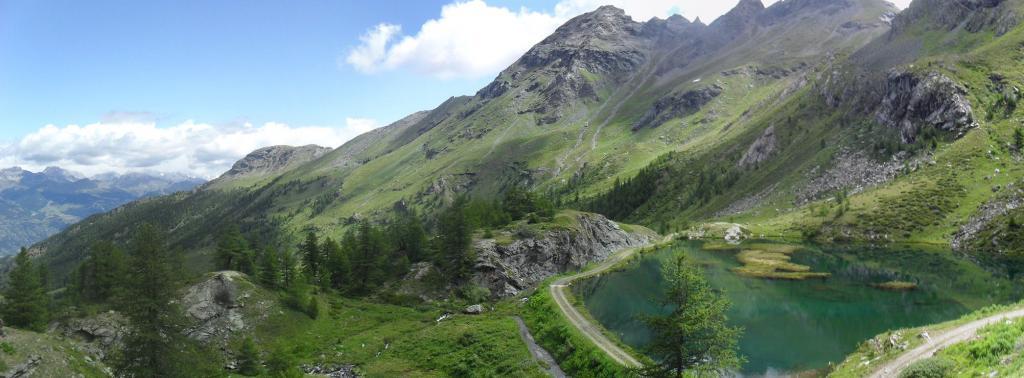Chaux (Alpe grande) da Druges Alte 2011-07-23