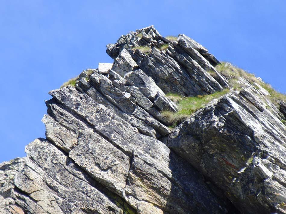 Roccia della cresta