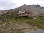 Il rifugio al colle dell'Izoard
