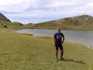 Mario al lago di Souliere
