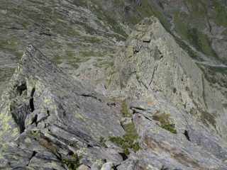 La via dall'alto