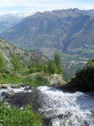 panorami fra boschi e cascate....