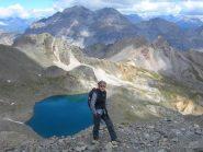Rosanna e il Lac Blanc