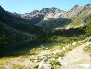 mont Colmet dal lago Arpy