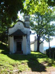 La caratteristica chiesetta di Blitz