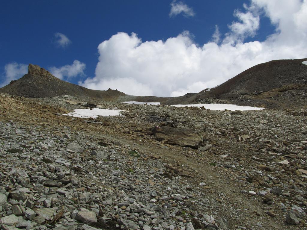 Passo dei Fourneaux Settentrionale