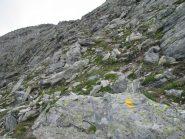 Salendo al Mont Mary