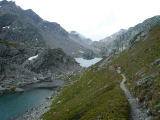 ai laghi Bella Comba
