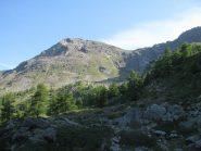 Becca di Viou dall'Alpe Tza di Viou