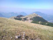 Monte Sirino dal Monte Papa