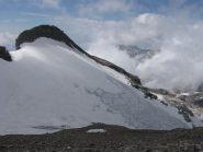 niblè e glacier du ferrand senza neve nella parte bassa