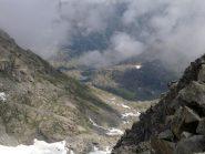 lago bort e lago boccutto nel vallone d'eugio