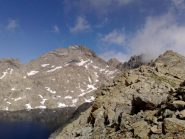 Punta Gialin 3270m e colle di motta